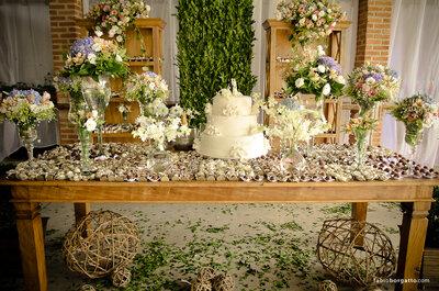 Dicas para casar na estação das flores