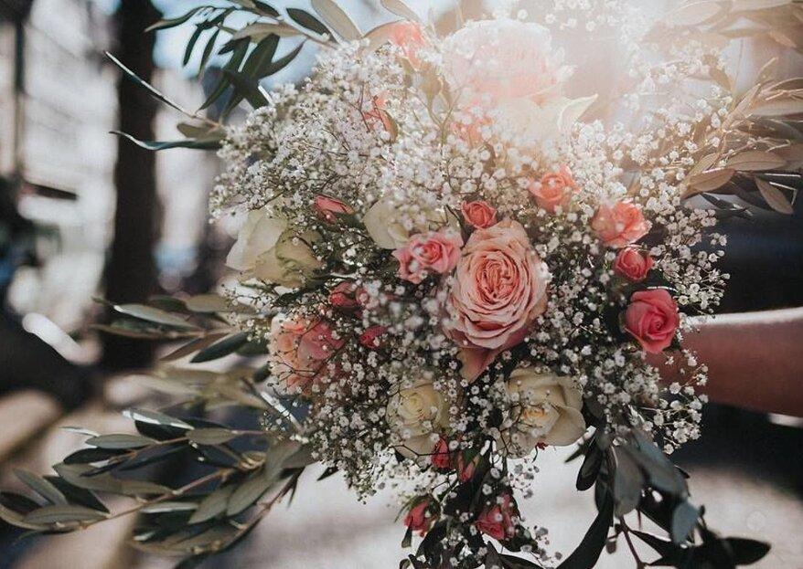 Entdecken Sie wunderbare florale Konzepte für Ihre Hochzeit von Kochanow