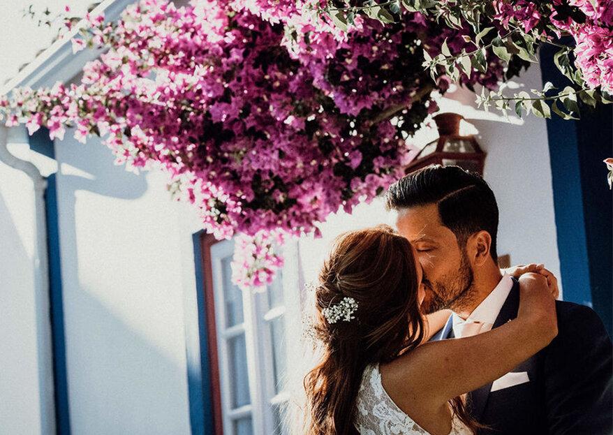 Bodas de casamento: o seu nome e significado, pois vale a pena comemorar!