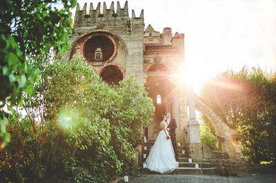 Traumhochzeit in der Schlosskapelle – Anna & Tom heirateten in Sachsen-Anhalt!