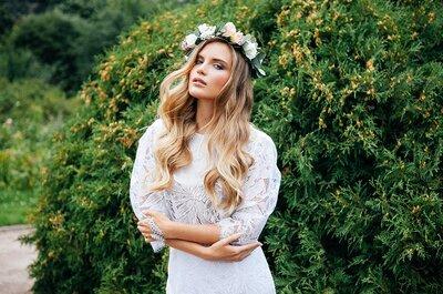 Образ для невесты : все краски лета!