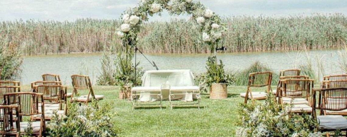 10 ideas para disfrutar de la boda en una finca de lo más original