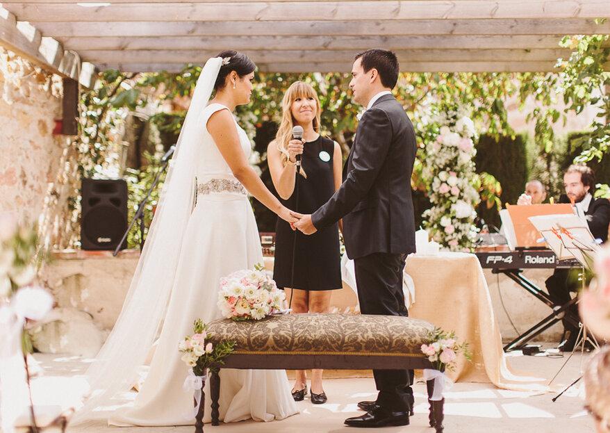 Altar boda: 6 estilos para decorarlo y acertar