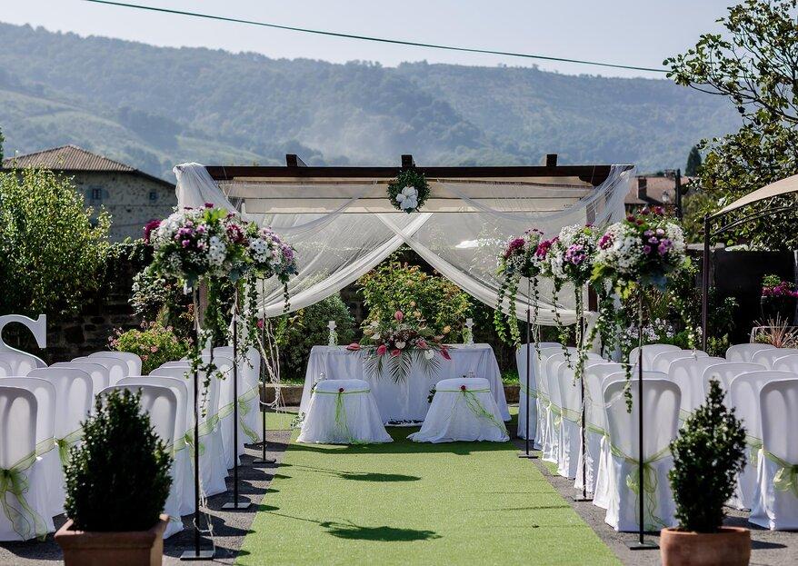 Restaurante Bideko: celebra una boda mágica en un caserío de ensueño