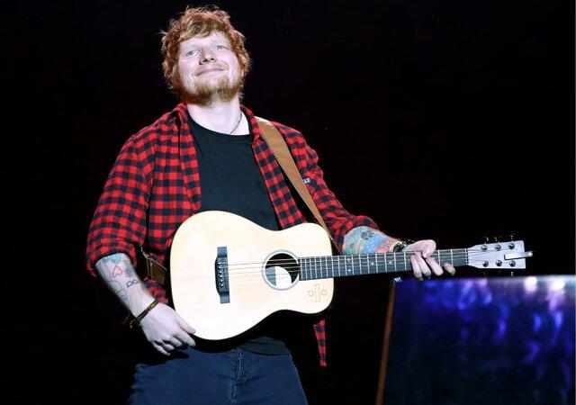 Ed Sheeran se ha comprometido, recordemos sus canciones más románticas