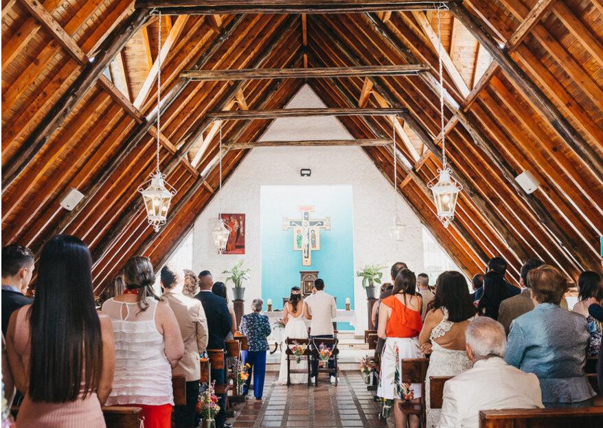 Iglesias para casarse en Medellín: ¡las 6 mejores para una ceremonia de boda única!