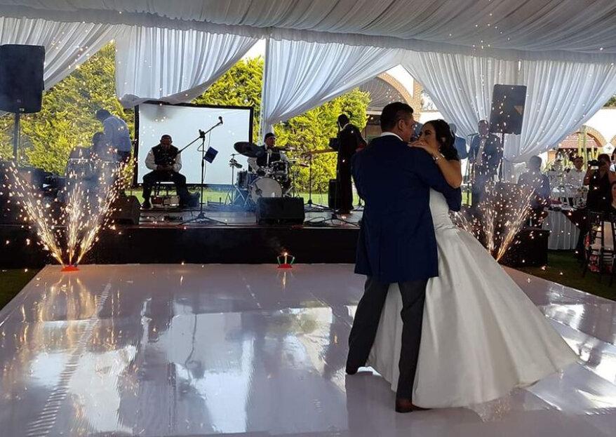 Supra Orquesta: disfruten del baile de su boda gracias a la experiencia, la calidad y la confianza