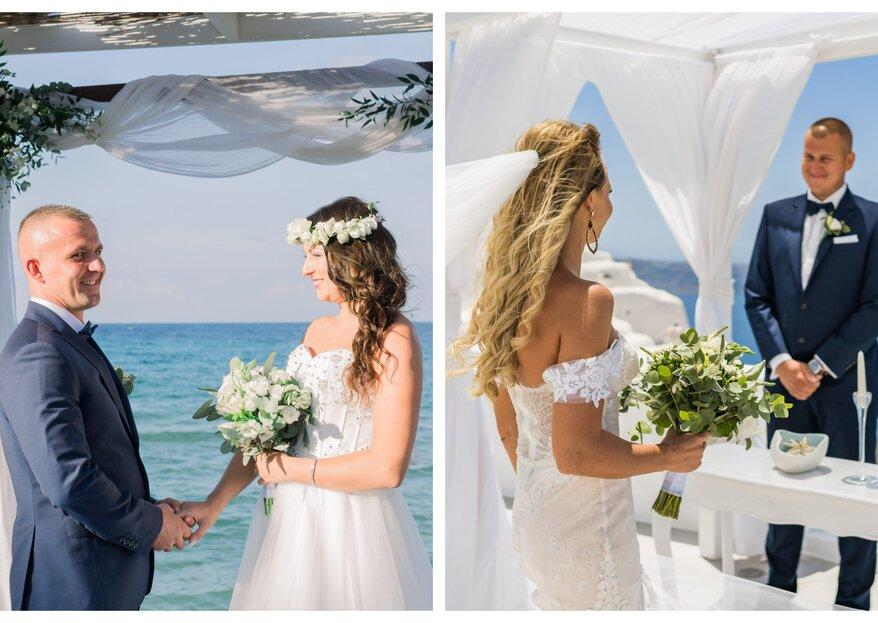 Moje wielkie Greckie marzenie – wywiad z Małgorzatą Przybylską, właścicielką agencji Ślub w Grecji.