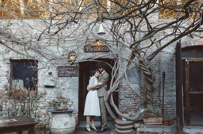 Come organizzare un matrimonio originale: 5 idee semplicemente irresistibili