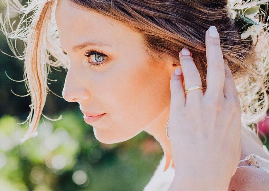 A maquilhagem certa para uma pele perfeita no dia do seu casamento
