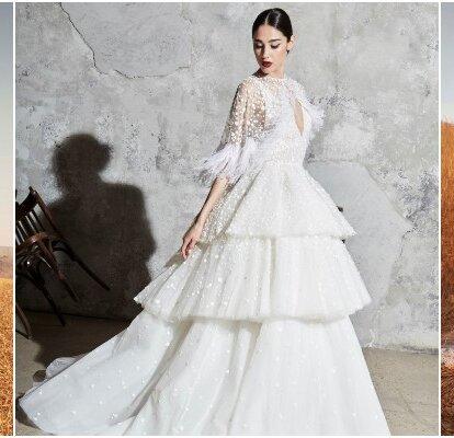 Robes De Mariee Zuhair Murad 2020 Une Collection Luxueuse Et Sensuelle