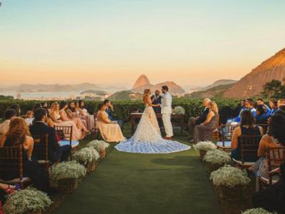Locais para mini wedding no Rio de Janeiro: os 10 mais PERFEITOS!