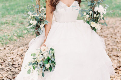 Cómo tener tu boda bajo control: 6 tips para que estés relajada en la planeación de tu boda