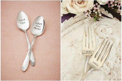 Stilvolle Hochzeitsdeko: Setzen Sie auf Metallic-Farben!