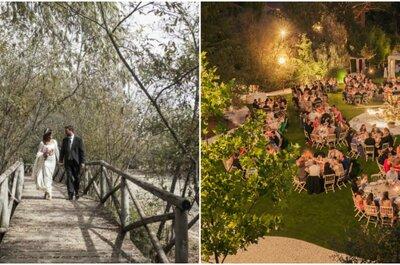 Cómo elegir el lugar de celebración de la boda: 5 aspectos para triunfar