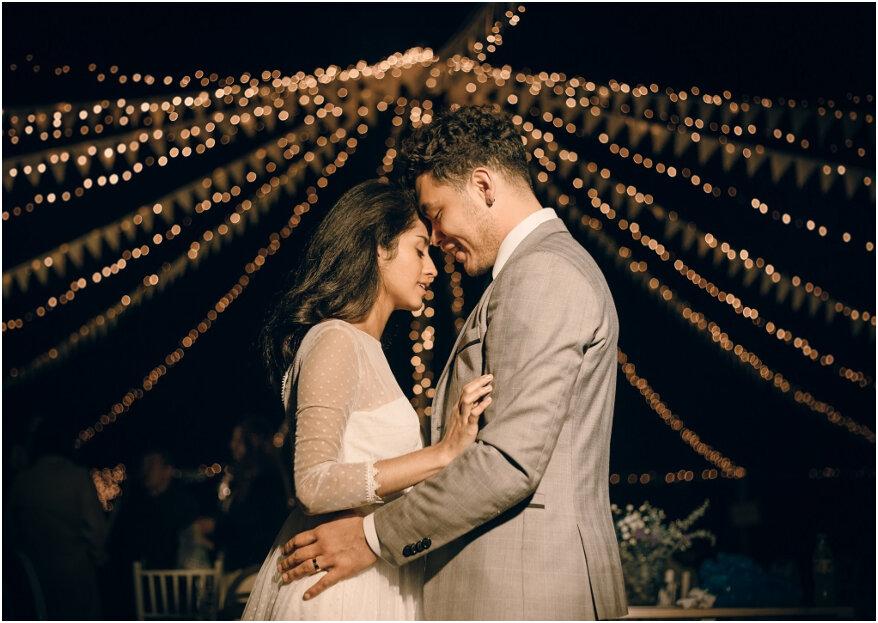 Camila y Daniel: un amor puro que unió sus corazones para toda la vida