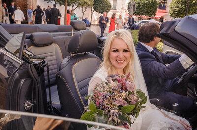 De la amistad al amor: la boda de María y Joaquín