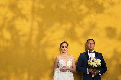 Guía para casarse en Cartagena: ¡La locación perfecta para tu destination wedding!