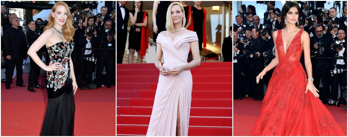 Cannes 2017 Film Festival: Don't miss the best designs from the red carpet