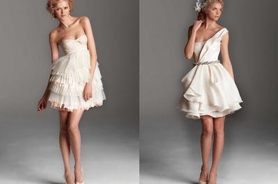 Vestidos de novia Rafael Cennamo 2013