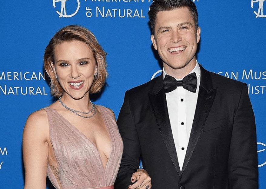 Scarlett Johansson se compromete con Colin Jost: ¡su tercera boda en una década!