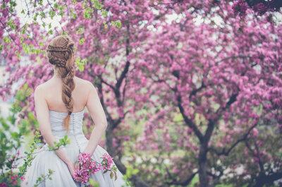 ¡Déjate seducir por una de estas 10 flores para llenar de belleza tu boda y tu vida!