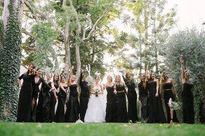 5 miedos secretos que tus damas de boda tienen: ¡Pon mucha atención!