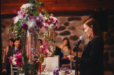 ¿Cómo hacer un discurso de matrimonio? 10 claves para el brindis perfecto