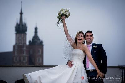 Niemiecki ślub w samym centrum historycznego Krakowa!