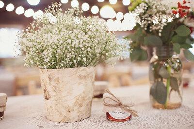 Festa de casamento DIY: 8 itens imprescindíveis!