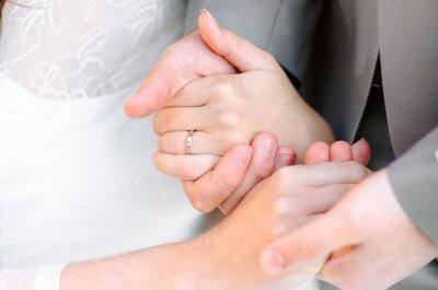 Как убедить вашего мужа носить обручальное кольцо после свадьбы?