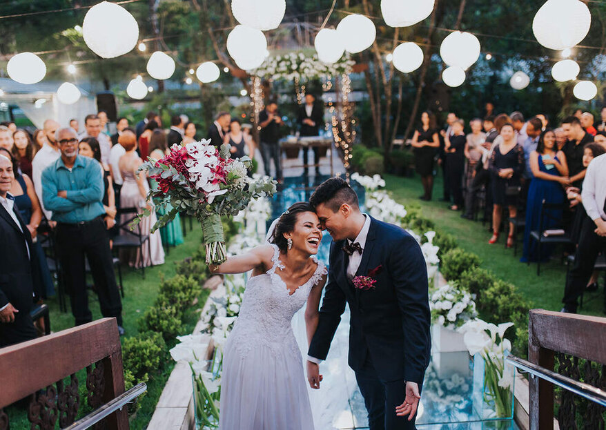 Diga SIM para esses profissionais: uma lista com os principais fornecedores que te ajudarão a realizar o casamento dos sonhos!