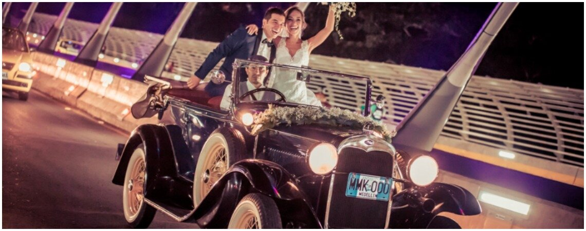 Cómo elegir el carro para tu boda: infórmate con estos 5 puntos