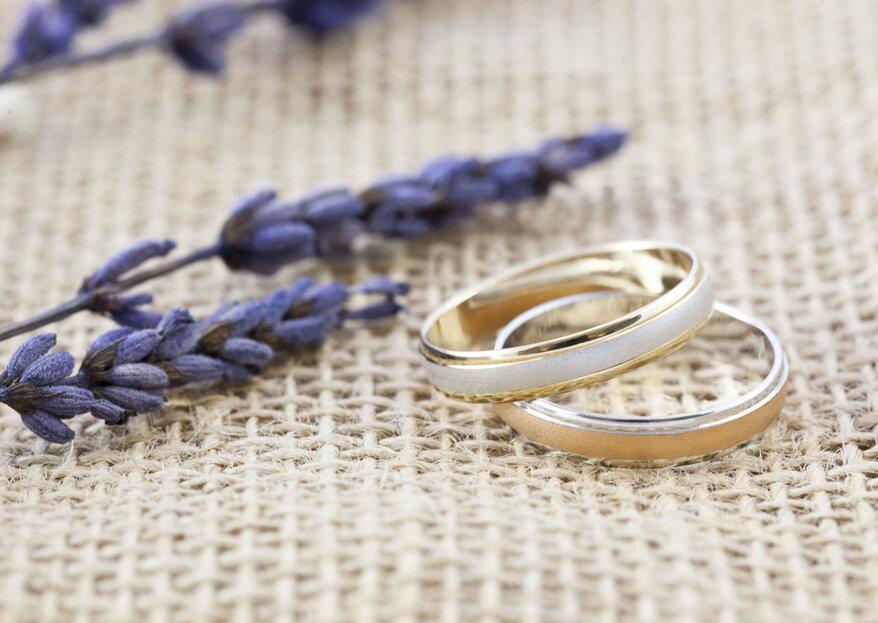 Alianzas de boda, ¿con o sin diamantes?