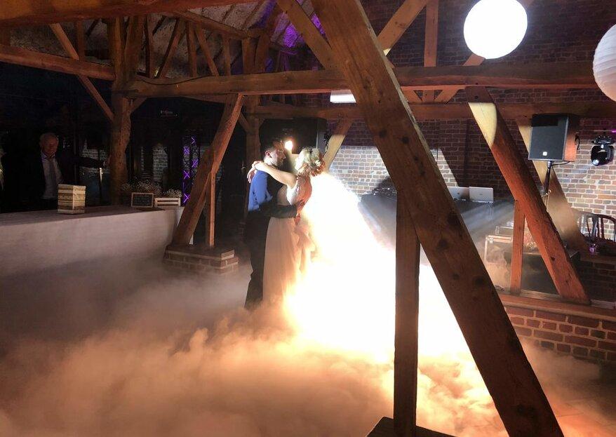 Avec Au Rythme des Ondes, assurez la soirée de votre mariage dans le Nord