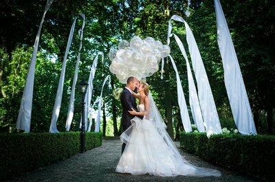 Ontdek de beste bruidsfotografen uit Noord-Brabant!