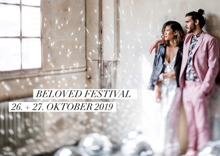 Das coole Hochzeitsfestival beloved geht in die zweite Runde