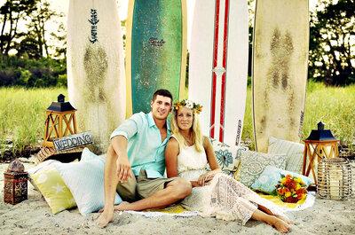 5 acessórios para noivas surfistas arrasarem no seu casamento na praia!