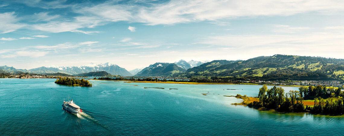 Die schönsten Locations für Hochzeiten direkt am Zürichssee