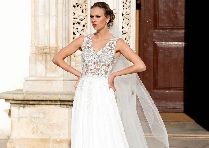 A Bela Noiva: duas gerações ao serviço do que de mais belo e poderoso se faz na moda nupcial