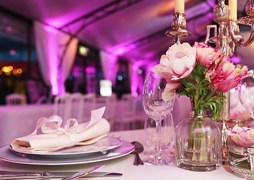 Entre Mets et Fragrances : offrez aux invités de votre mariage une expérience gastronomique aussi savoureuse qu'originale