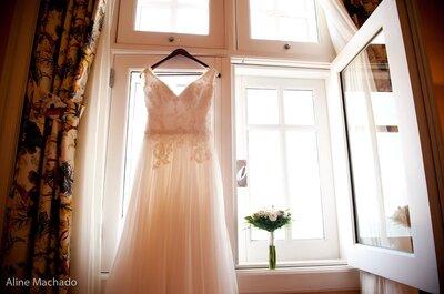 ¡Vestidos de novia ecológicos! Una manera de lucir un lindo vestido y ¡salvar el planeta!