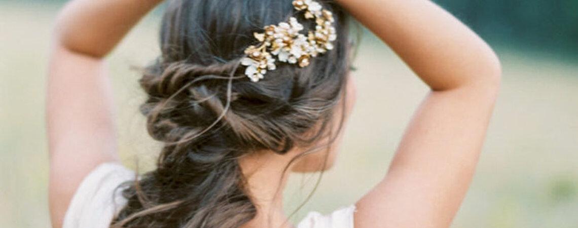 Los mejores peinados de novia: más de 100 ideas ¡para deslumbrar a todos!