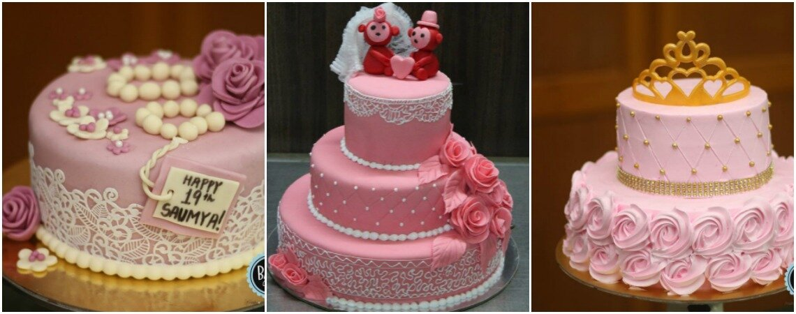 Top 5 wedding cake shops in Udaipur