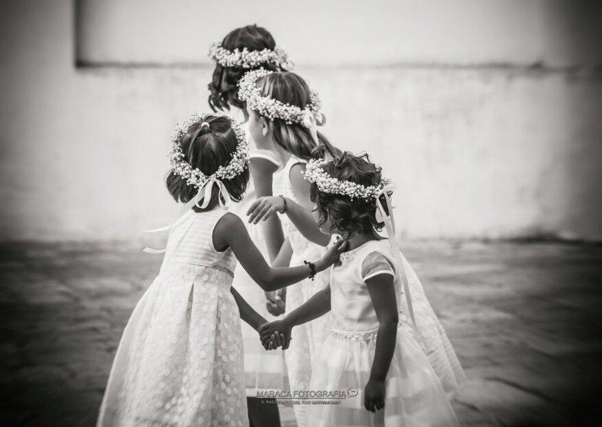 Quando la fotografia è sinonimo di gentilezza: ti presentiamo lo staff di Maraca Studio Fotografico