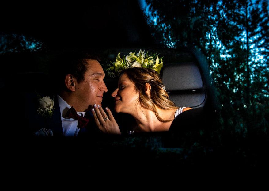 Daniela y Felipe, ¡porque con amor todo puede ser más perfecto!