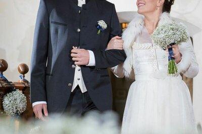 Heiraten in Tracht! Ein Styled Shooting mit Tradition
