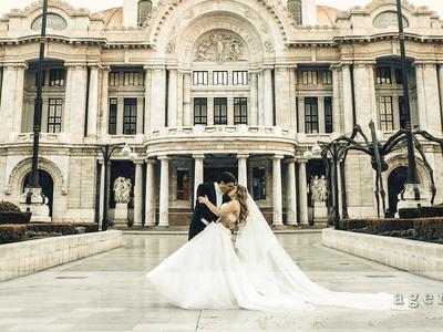 Tú eres el cómplice de vida que siempre soñé: La boda de Myriam y Andrés