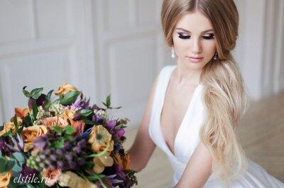 Rabo de cavalo para noivas: 9 variações de penteados modernos, elegantes e casuais!