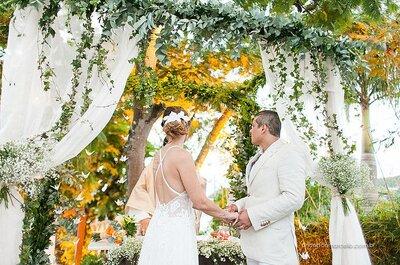 Escolha as flores perfeitas para um casamento inesquecível!